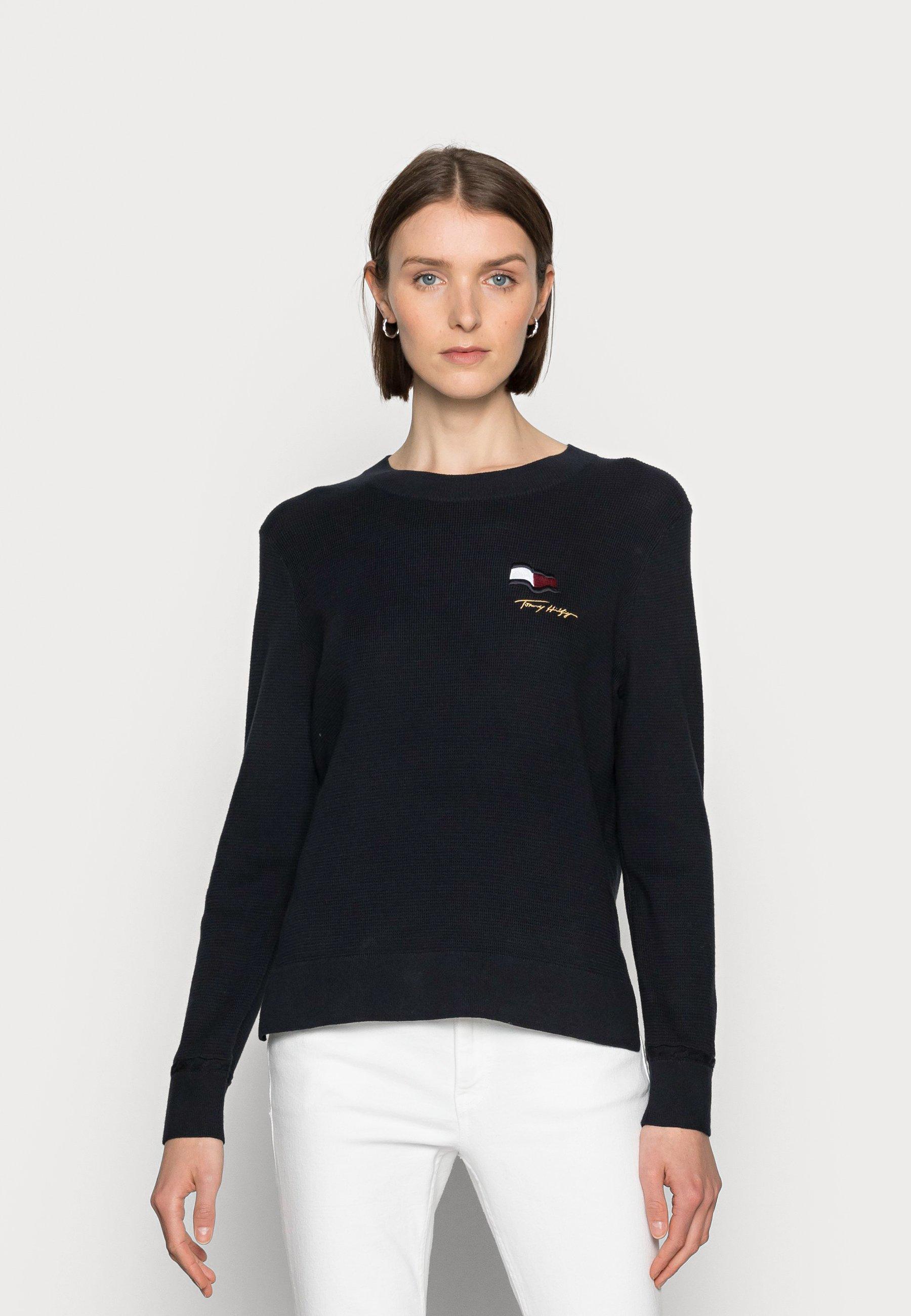 Damen MOTION FLAG - Strickpullover