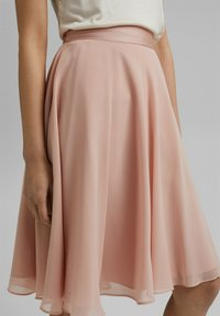 Esprit Collection - A-line skirt - nude - 3