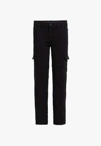 Reisitaskuhousut - dark grey