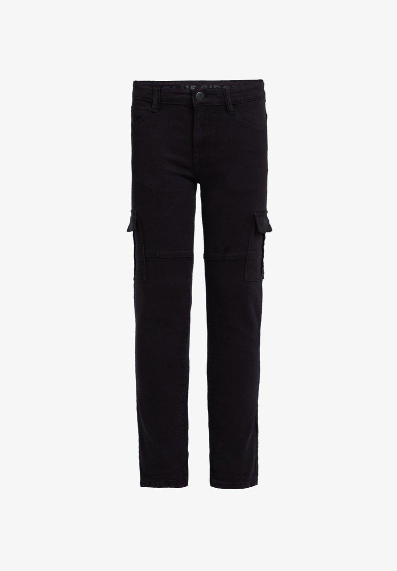 WE Fashion - Cargo trousers - dark grey