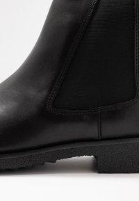 Clarks - GRIFFIN PLAZA - Korte laarzen - black - 2
