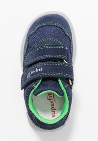 Superfit - SPORT7 MINI - Touch-strap shoes - blau/grün - 1