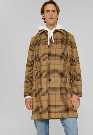 Short coat - bark