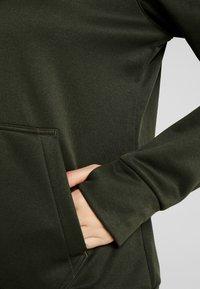The North Face - SURGENT FULLZIP - Fleece jacket - green heather - 6