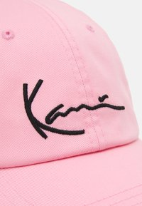 Karl Kani - SIGNATURE CAP UNISEX - Cap - light pink - 3