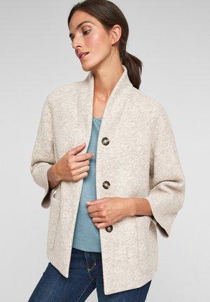 JAS - Light jacket - beige