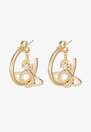 MIRANDA EARRINGS - Earrings - white