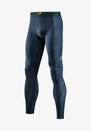 Leggings - blue grey