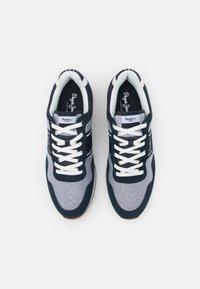Pepe Jeans - CROSS 4 SAILOR - Sneakers basse - dark blue - 3