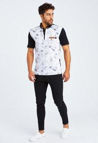 Leif Nelson - Polo shirt - schwarz - 1