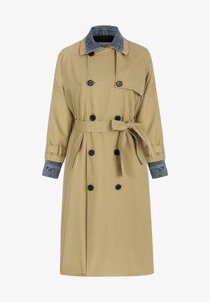 TRENCHCOAT - Trenchcoat - natural