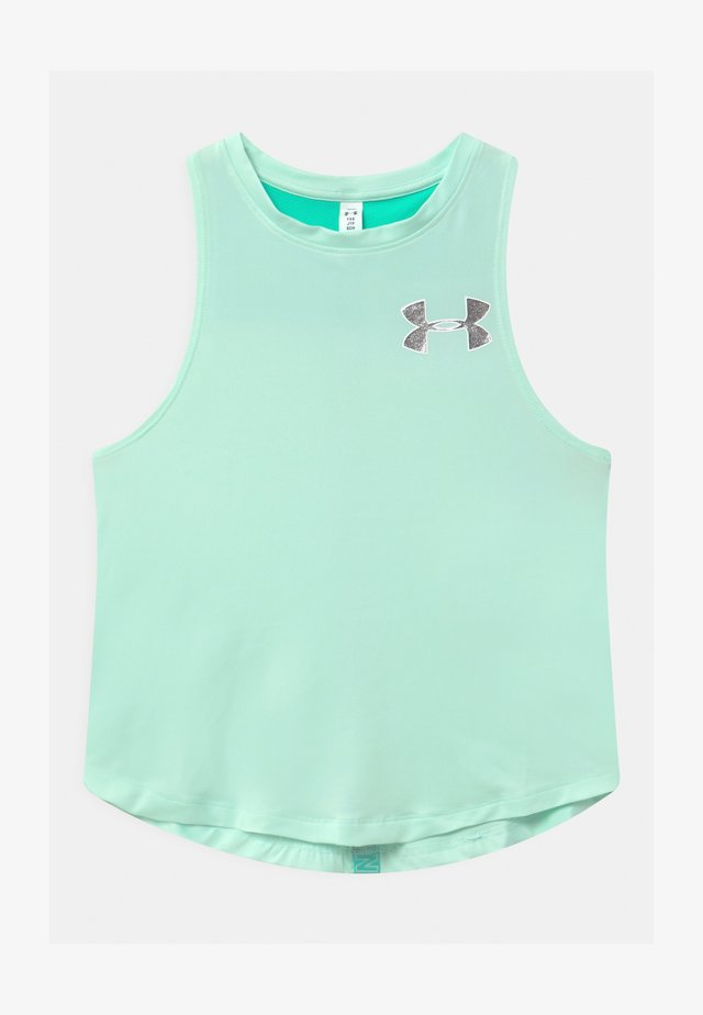 T-shirt sportiva - seaglass blue