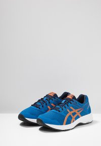 ASICS - GEL-CONTEND 5 - Scarpe running neutre - lake drive/shocking orange - 2