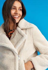Next - Winter jacket - off-white - 4