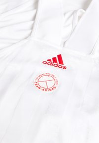 adidas Performance - ALL IN ONE - Jurken - white/scarlett - 7