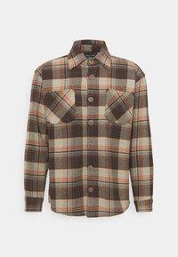 Pegador - DELTA HEAVY ROUND UNISEX - Button-down blouse - mississippi - 5