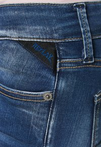 Replay - LUZIEN PANTS - Jeans Skinny Fit - medium blue - 6