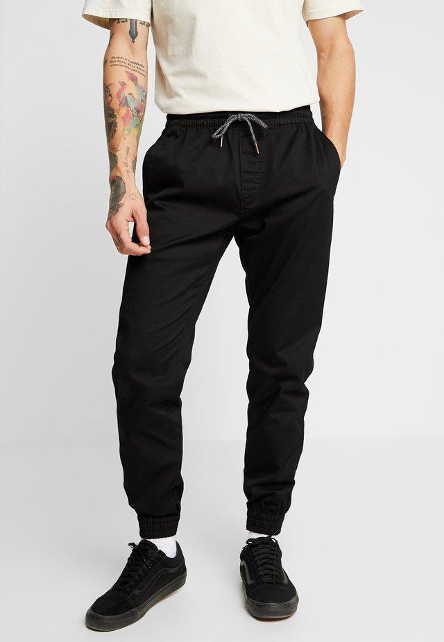 FRICKIN MODERN TAPERED  - Pantalon classique - black