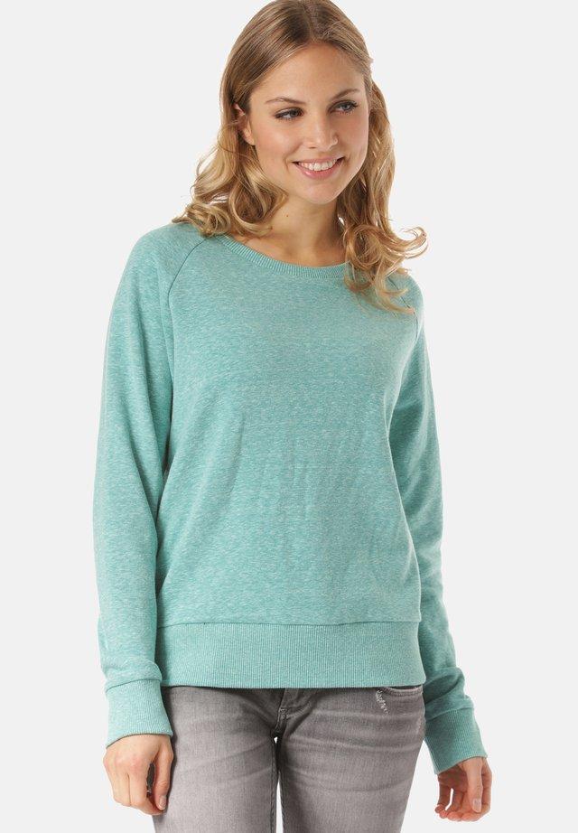 JOHANKA - Sweatshirt - green