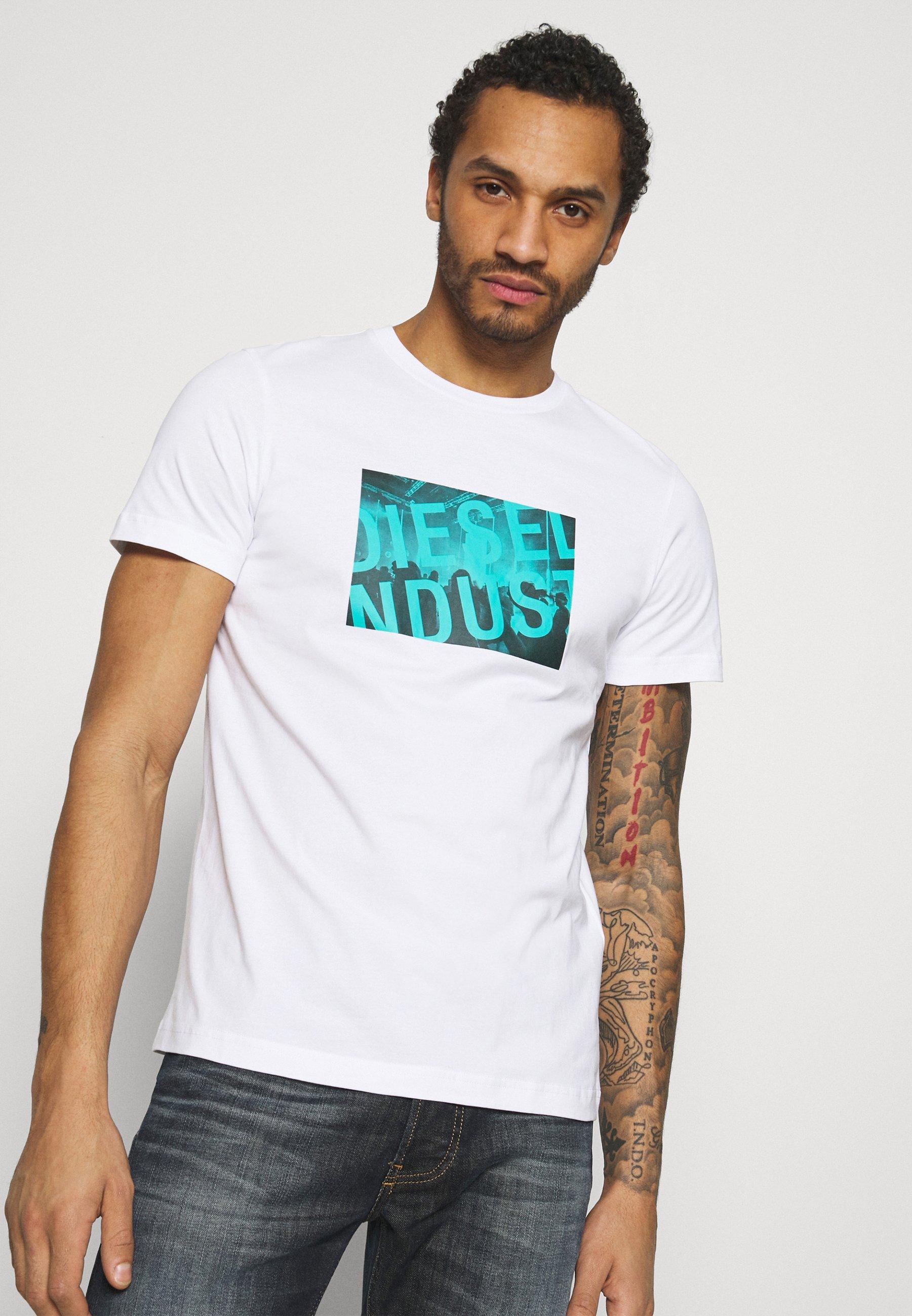 Women T-DIEGOS-K16 UNISEX - Print T-shirt