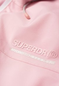Superdry - HARPA - Waterproof jacket - purple - 3