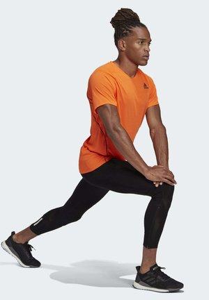 RUNNER T-SHIRT - T-shirts print - orange