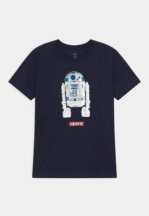 STAR WARS R2D2 UNISEX - Print T-shirt - obsidian