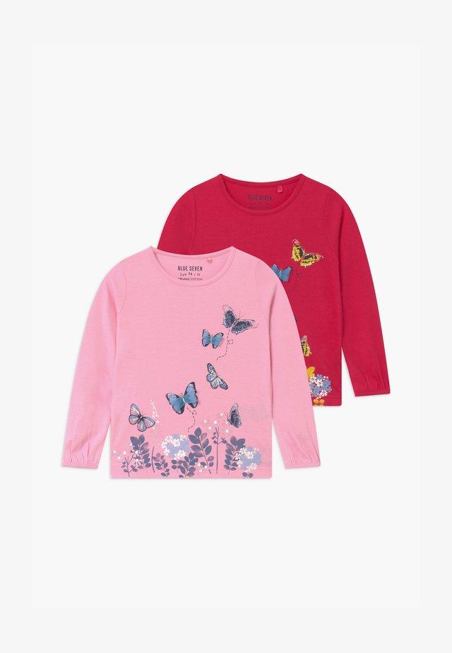 GIRLS STYLE - Långärmad tröja - red