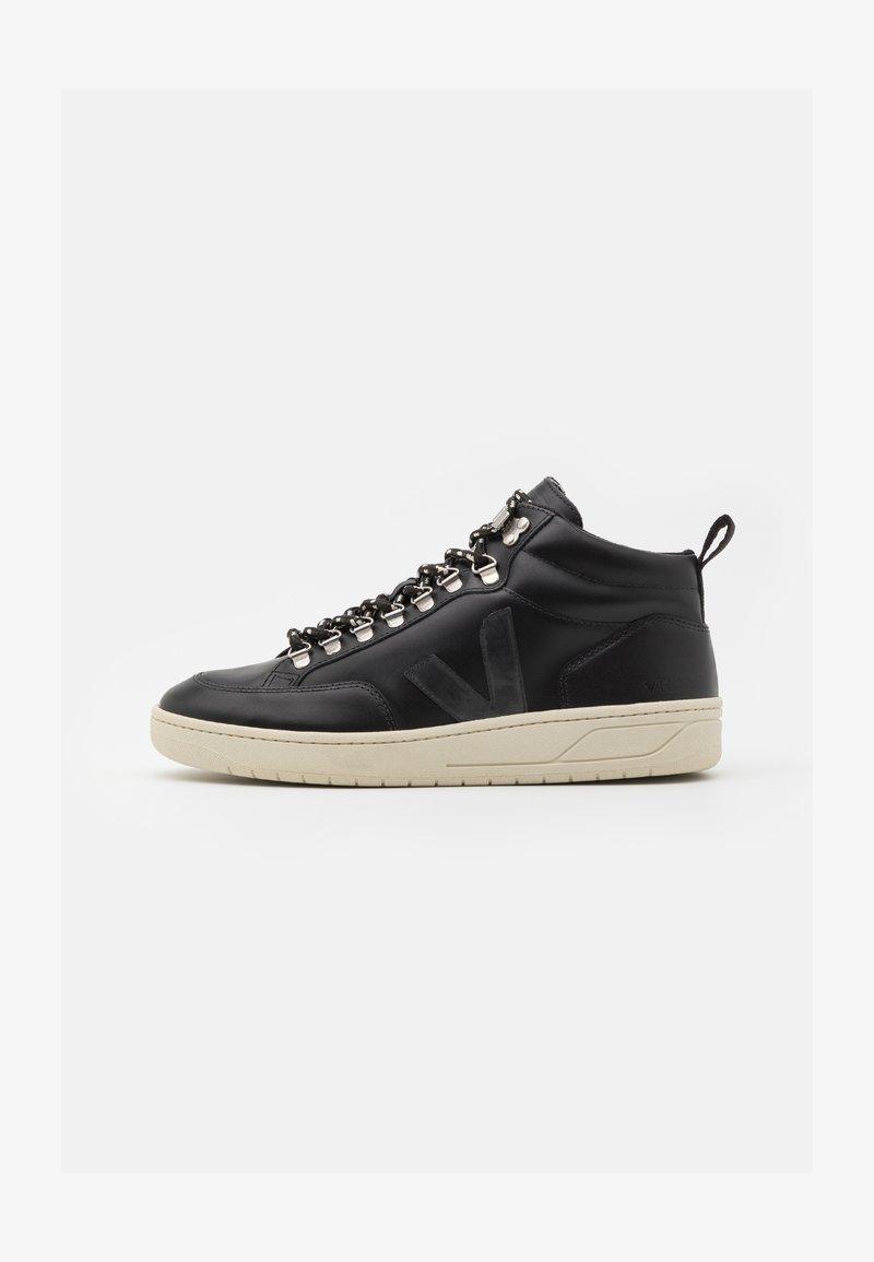Veja - RORAIMA - Baskets montantes - black