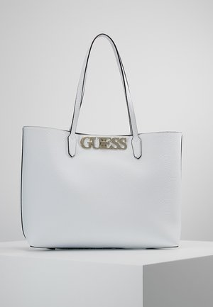 UPTOWN - Shopping bag - white