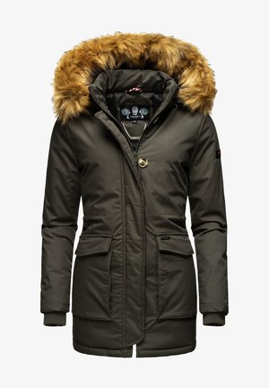 SCHNEEENGEL PRC - Winter coat - dark grey