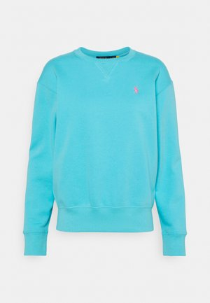 Sweatshirt - perfect turquoise