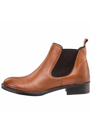 LIMNOS - Classic ankle boots - siberia tan braun