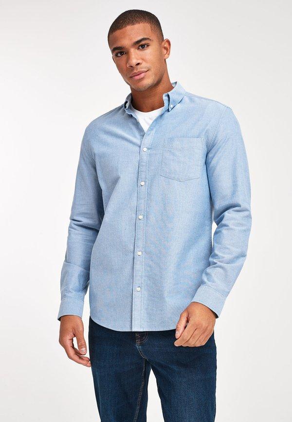 Next Koszula - blue/niebieski Odzież Męska XTIB