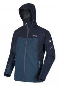Regatta - OKLAHOMA VI  - Waterproof jacket - dark denim / navy - 1