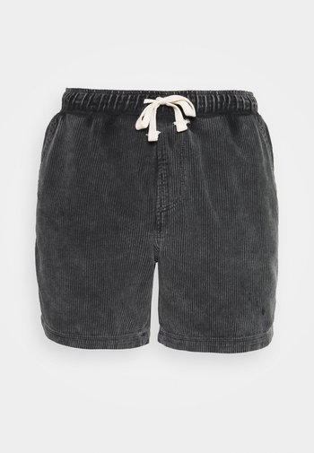Shorts - washed black