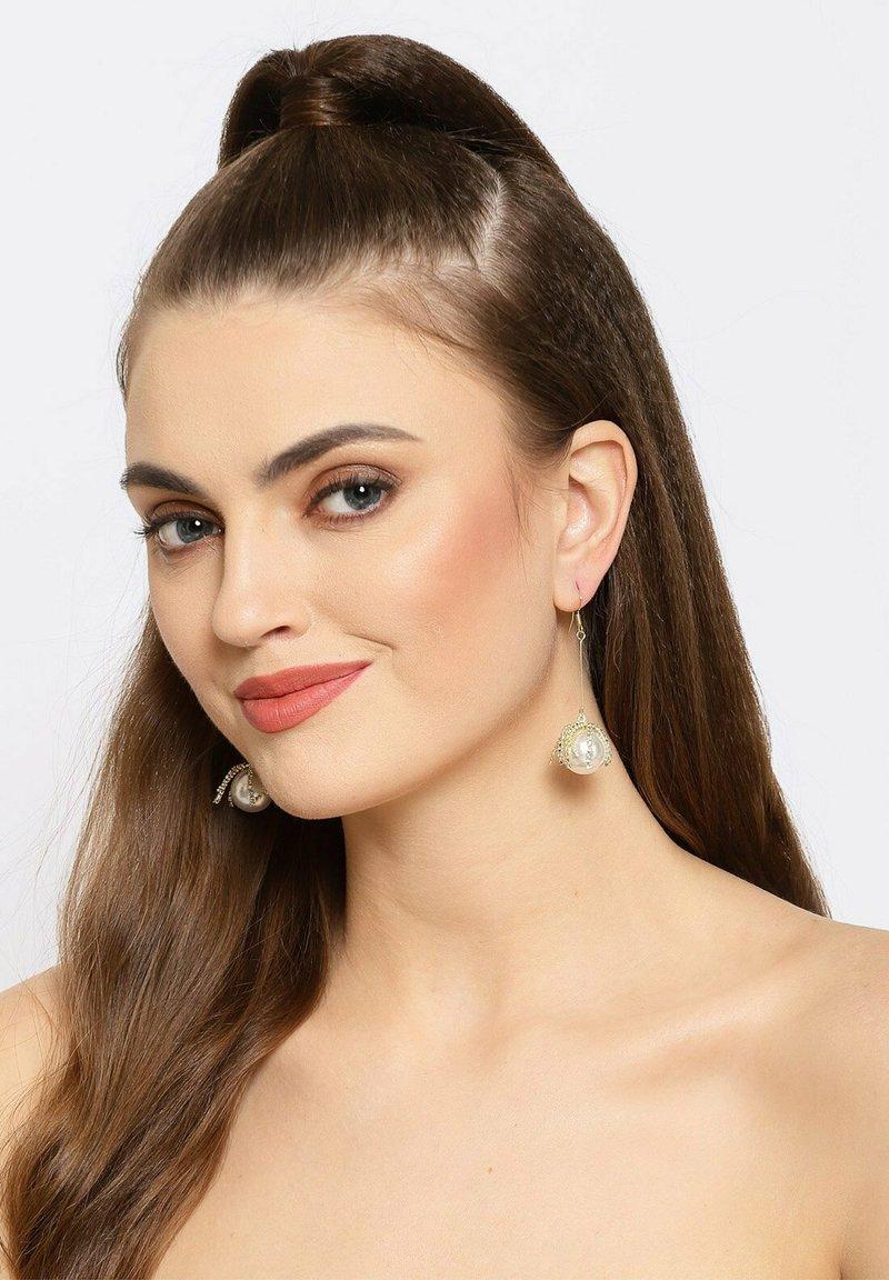 Avant-Garde Paris - Earrings - gold