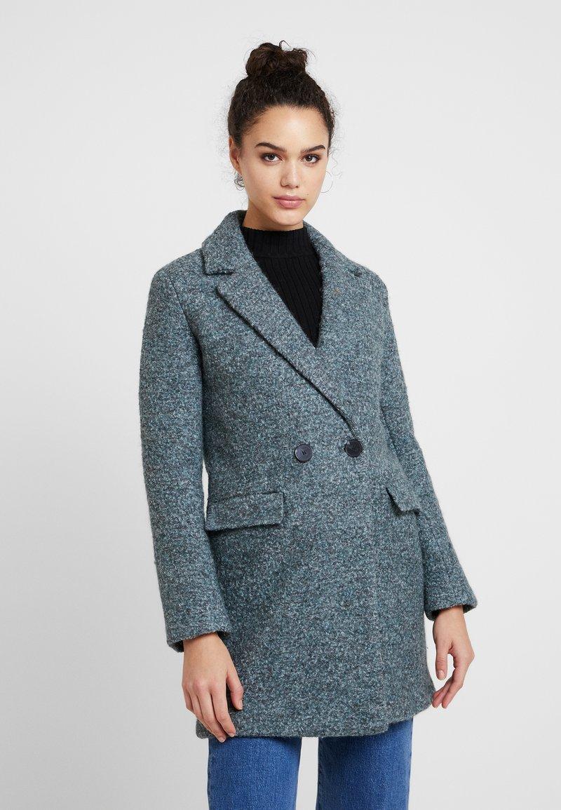 ONLY - ONLALLY  - Short coat - balsam green/melange