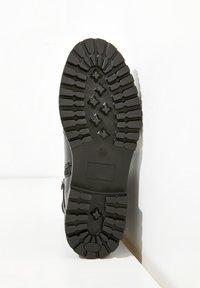 Inuovo - Platform ankle boots - blackblk - 5