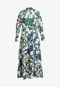 IVY & OAK - SHIRT DRESS MIDI - Maxi dress - green flower - 5