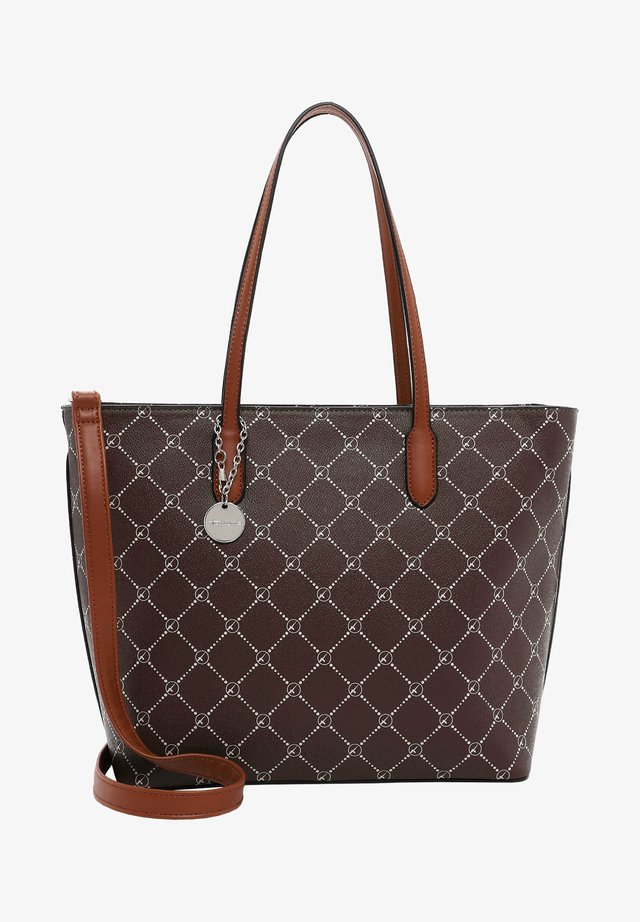ANASTASIA - Shopping bag - brown
