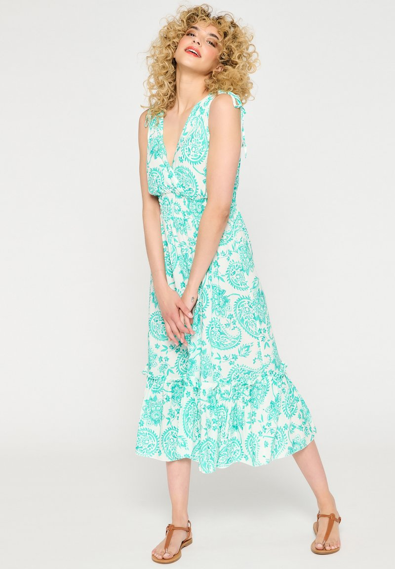 LolaLiza - Maxi dress - turquoise