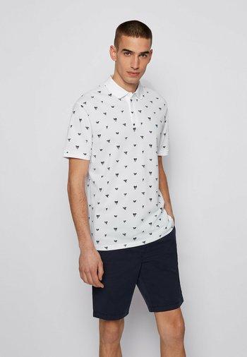PEPRINT - Polo shirt - white