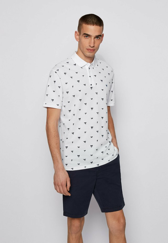 PEPRINT - Poloshirts - white
