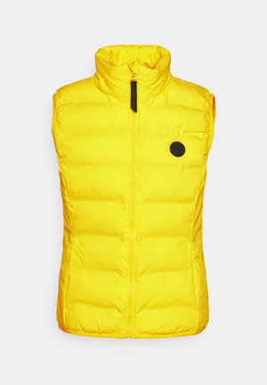 ALBIA - Parka - yellow