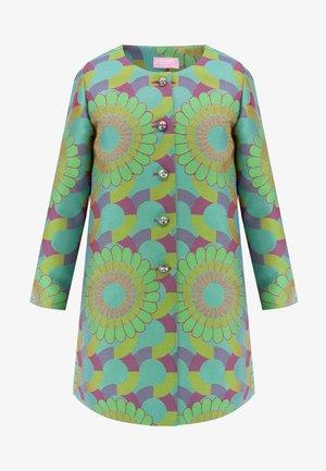 Halflange jas - multi-coloured