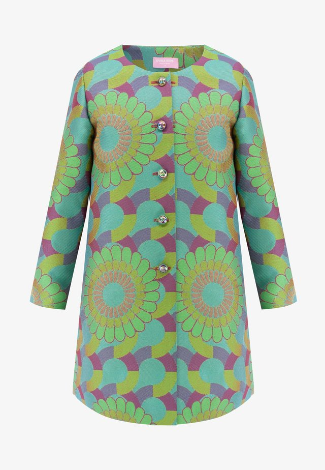 Cappotto corto - multi-coloured