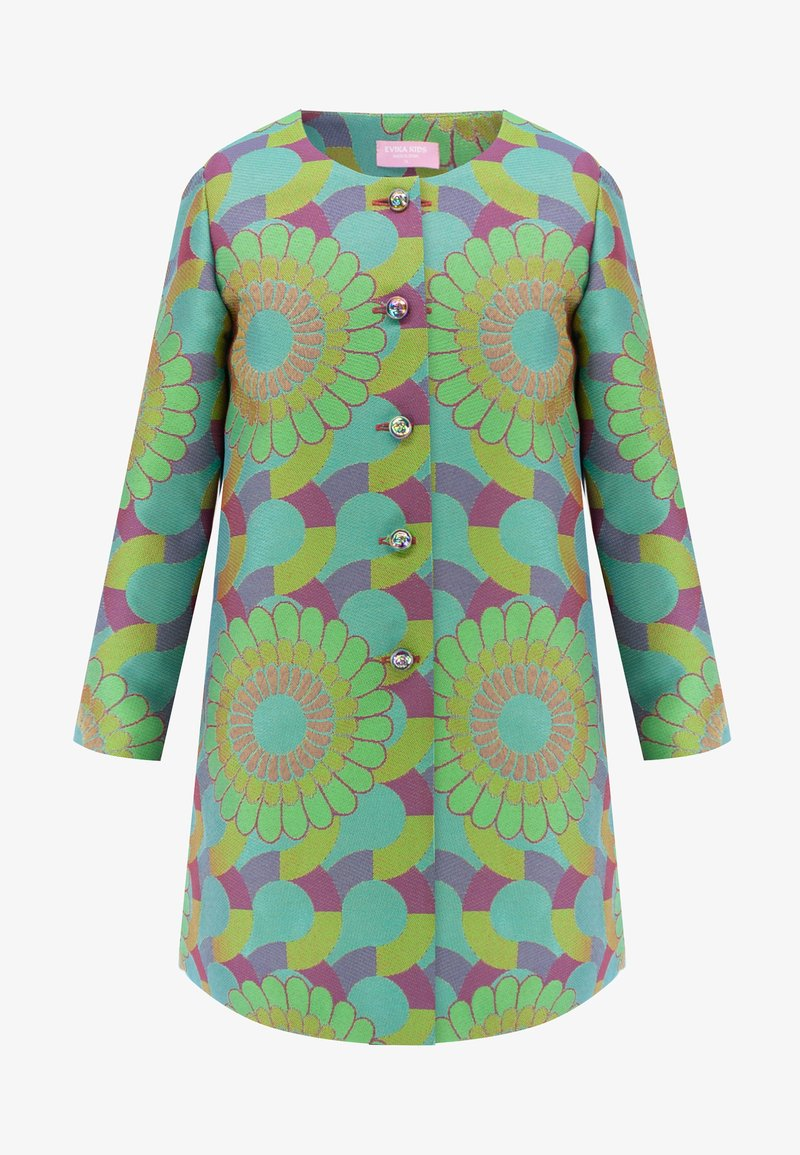 Evika Kids - Short coat - multi-coloured