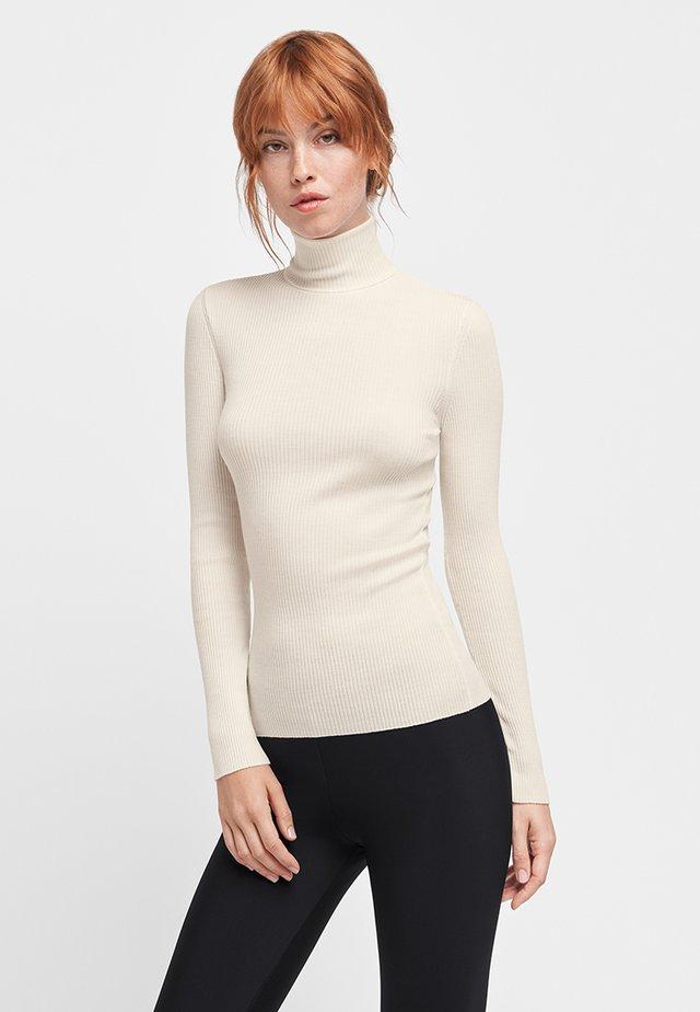 Pullover - ecrue