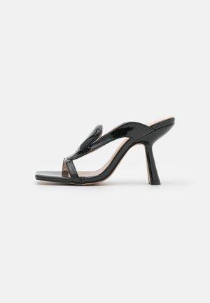 FREDDIE - Sandaler - black